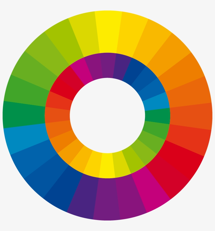 12 teiliger farbkreis