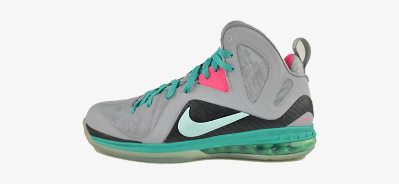 d0f62bc0fcf Nike Lebron South Beach - Lebron South Beach Shoes PNG Image ...