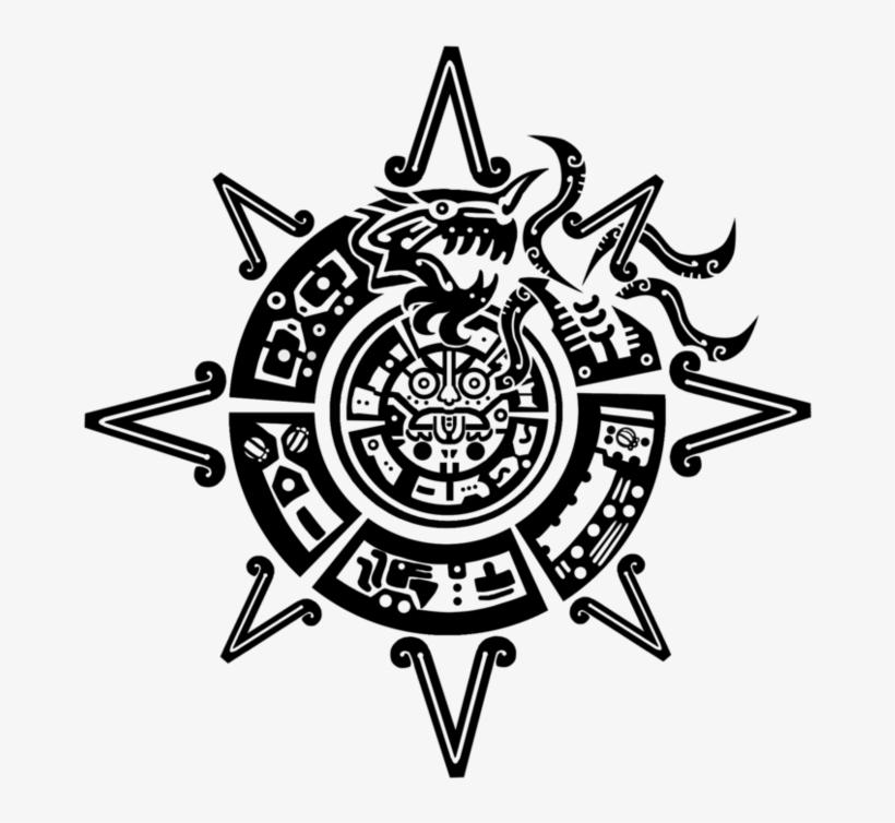 Pin Cross Black Knight Tattoo On Pinterest Quetzalcoatl Tattoo Png