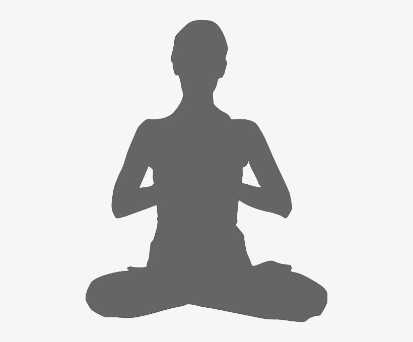 Meditating Png Image Yoga And Asanas Hd Png Image Transparent Png Free Download On Seekpng