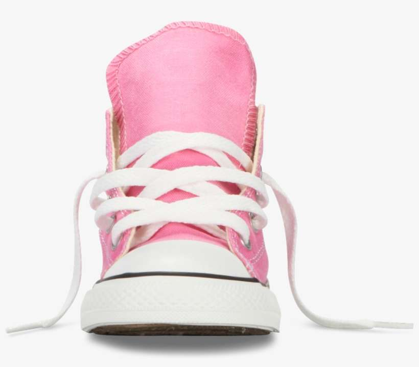 ea163e61d2c Infant Converse Chuck Taylor Pink Hi-top - Converse Girls  Chuck Taylor Hi-top  Shoes