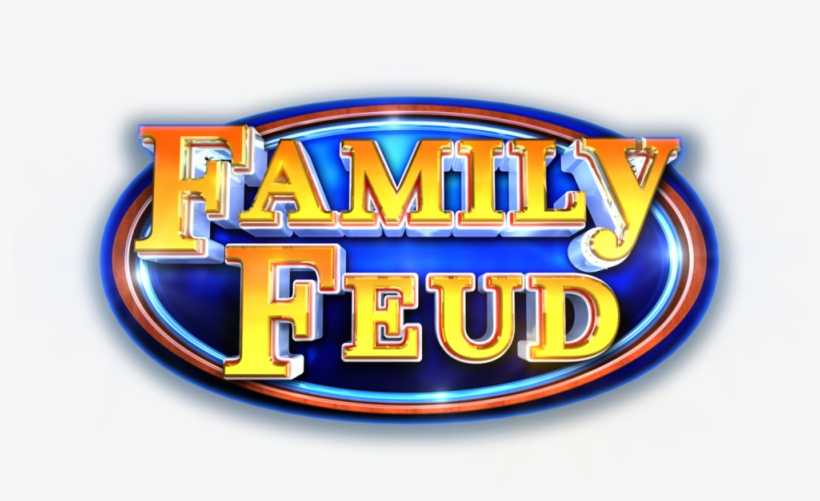 Family Feud Background With Transparent Background