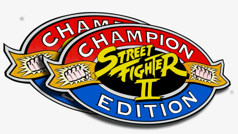 Street Fighter Ii Champion Edition Png Image Transparent Png Free Download On Seekpng