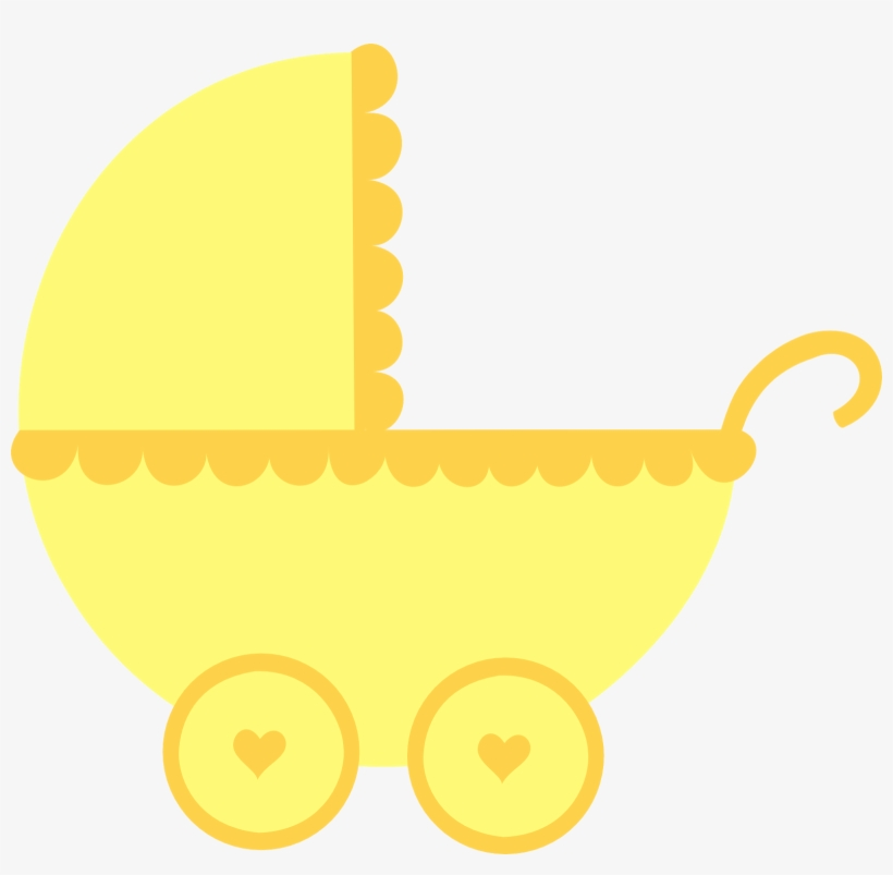 Montando A Minha Festa Imagens Beb Clip Carrinho De Bebe Desenho