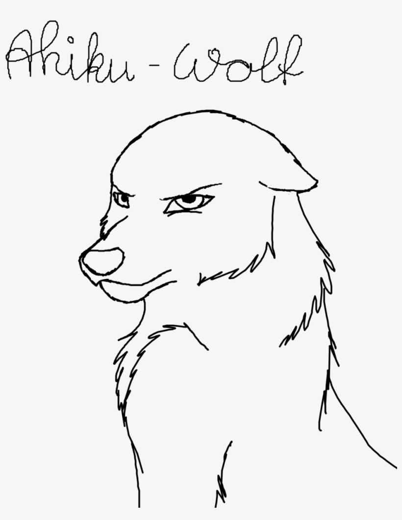 Angry anime wolf by snowflake30091 on deviantart draw anime angry wolf