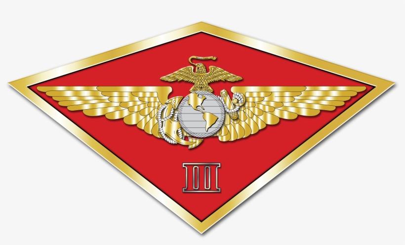 File - Usmc - 4maw - 2nd Marine Aircraft Wing Logo PNG Image