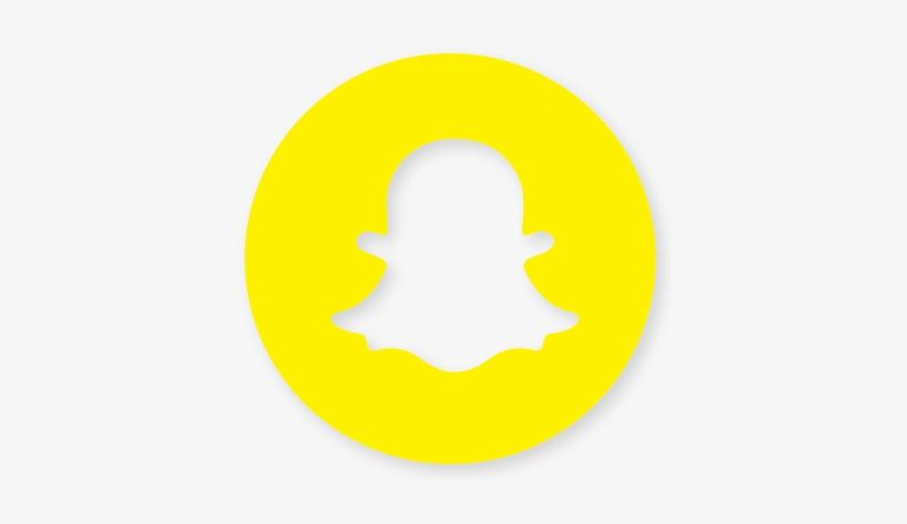 Snapchat - Snapchat Logo Black Vector PNG Image