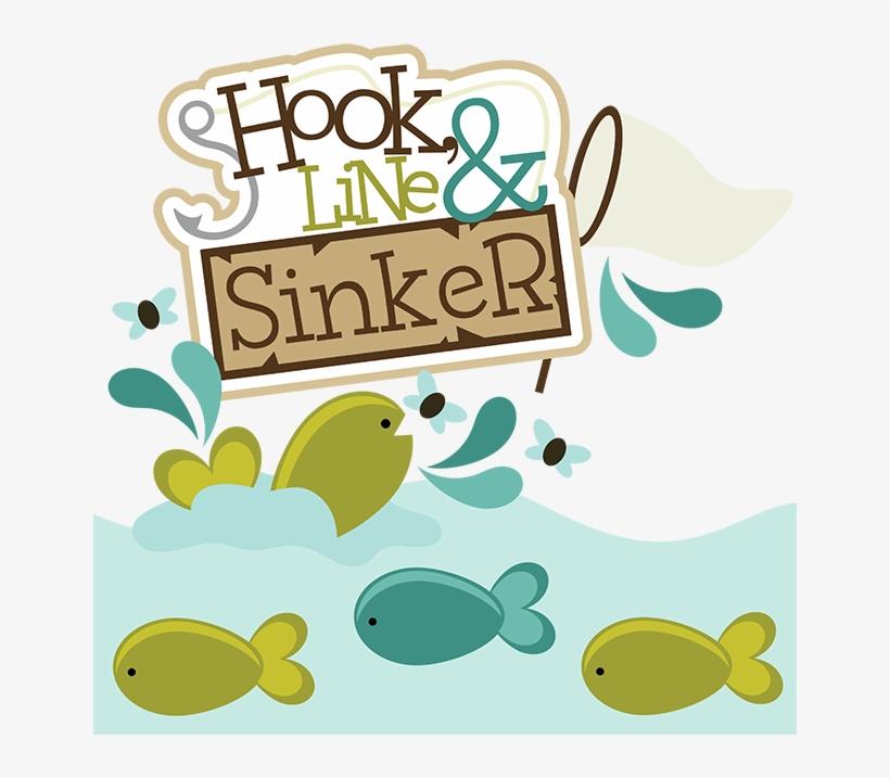 Download Hook Line Sinker Svg Scrapbook Collection Fishing Fish Hook Line And Sinker Png Image Transparent Png Free Download On Seekpng