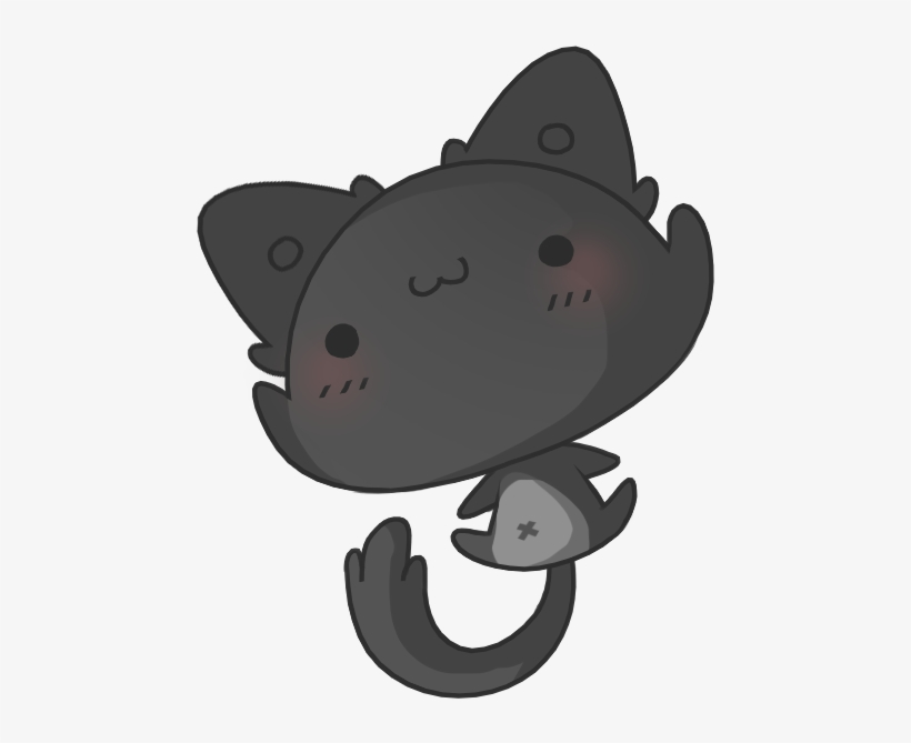 Cute Cat By Willow Ropa De Roblox Kawaii Png Image Transparent