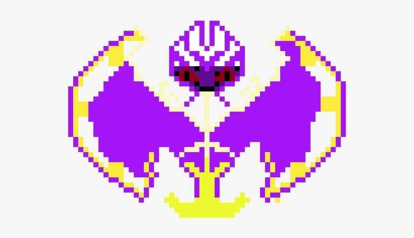 Lunala Outline Pixel Heart Png Image Transparent Png
