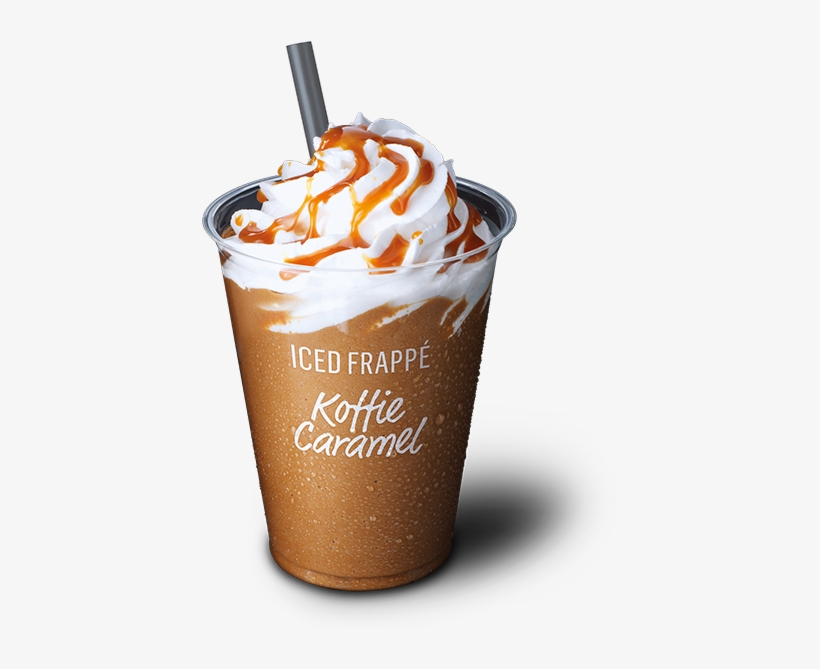 Caramel Frappuccino Mcdonalds Mocaccino Png Image Transparent Png Free Download On Seekpng