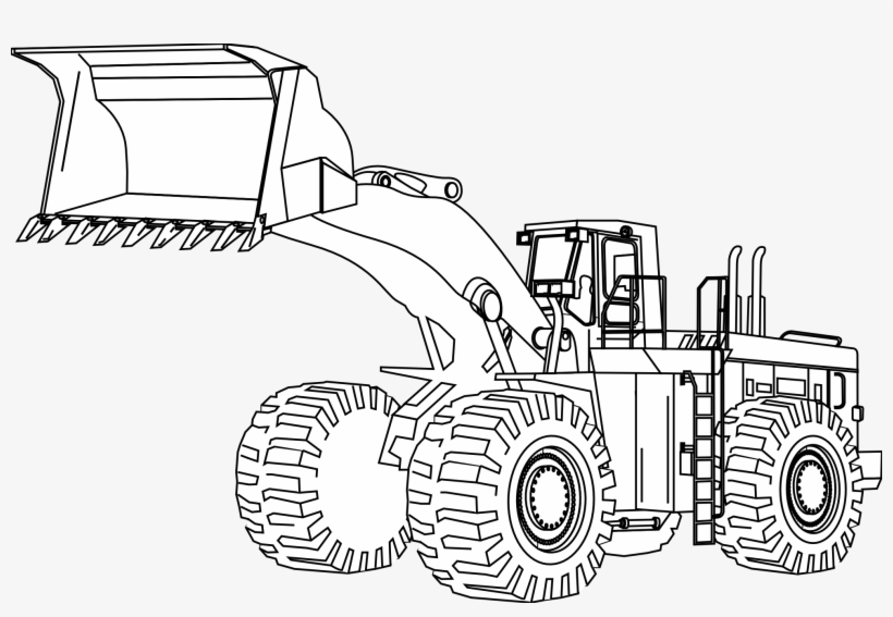 Top Construction Equipment Coloring Pages Gallery Construction