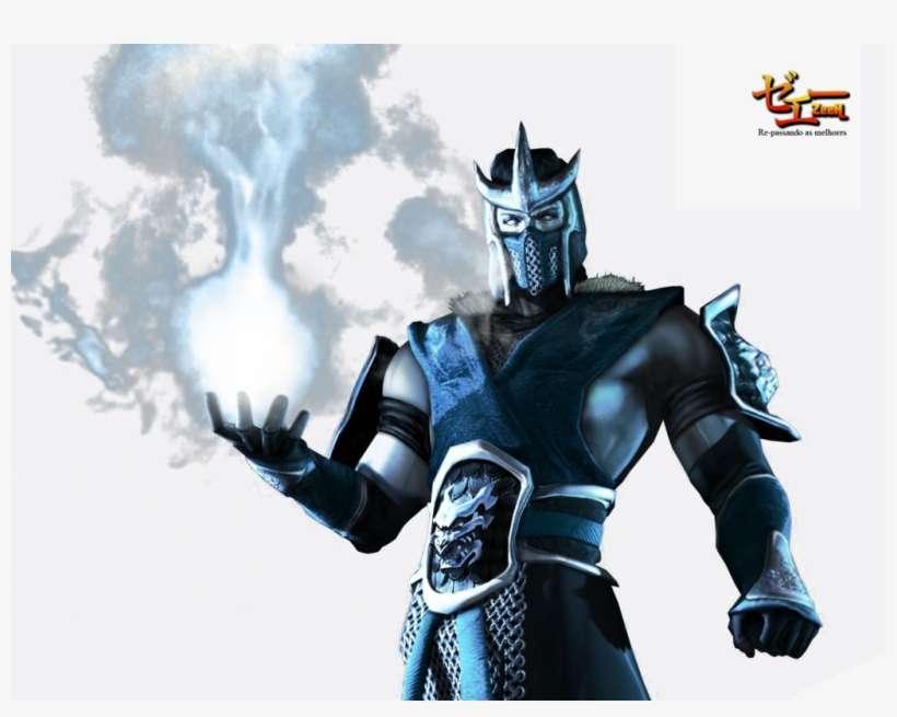 Sub Zero Render Photo Mortal Kombat 11 Sub Zero Png Image