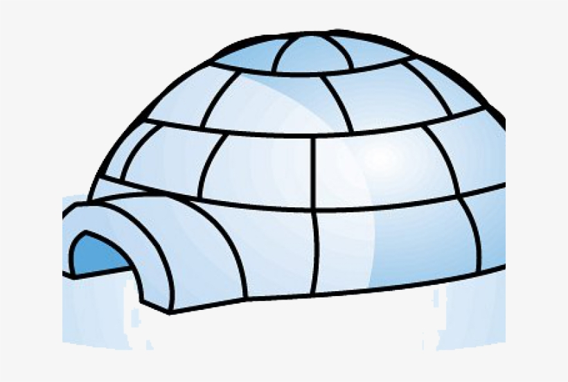 Igloo Clipart Transparent - Igloo Png@seekpng.com