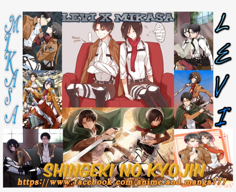 Shingeki No Kyojin Images Mikasa And Rivaille Hd Wallpaper Levi Png Image Transparent Png Free Download On Seekpng