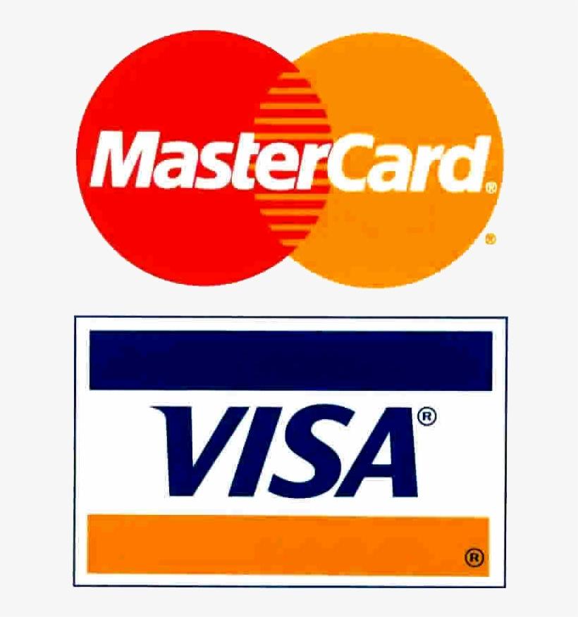 Mastercard Clipart Credit Card - Visa And Master Card PNG Image