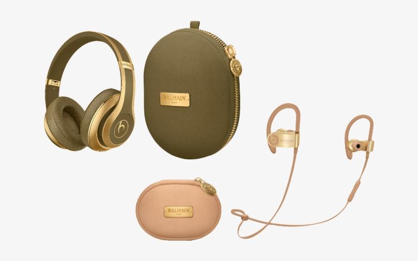 97a05c07a38 Balmain Beats - Beats Powerbeats3 Bluetooth Wireless In-ear Earphones