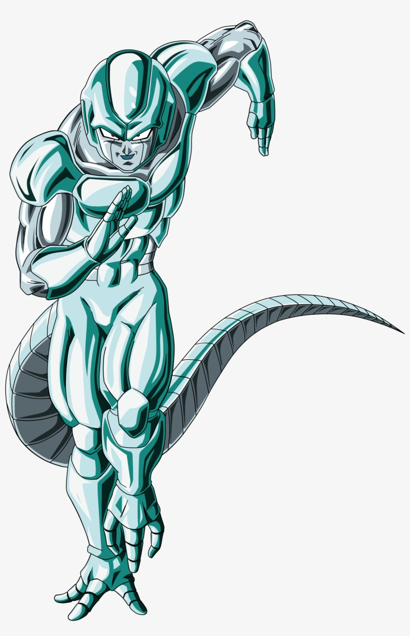 Dragon Ball Z Cooler Metal Png Image Transparent Png Free Download