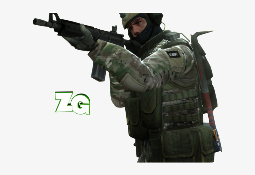 Counter Strike Clipart Avatar - Cs Go Png PNG Image | Transparent