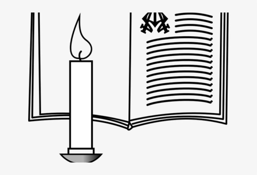 Bible Clipart Candle Desenho Vela E Biblia Png Image Transparent Png Free Download On Seekpng