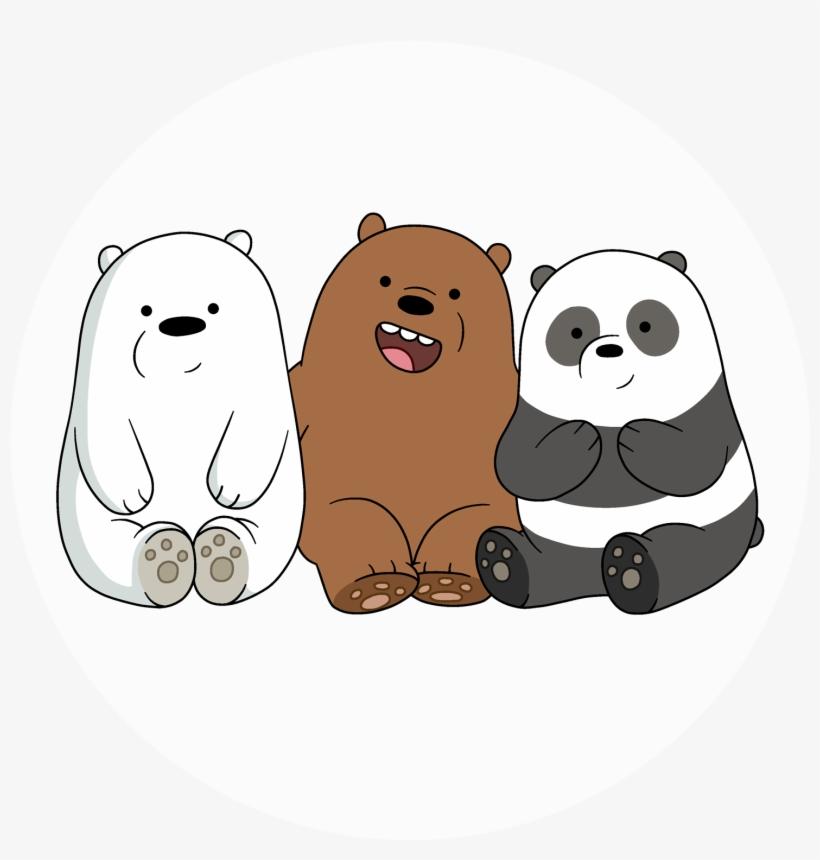 Bare Bears Gambar We Bare Bears Png Image Transparent Png Free Download On Seekpng
