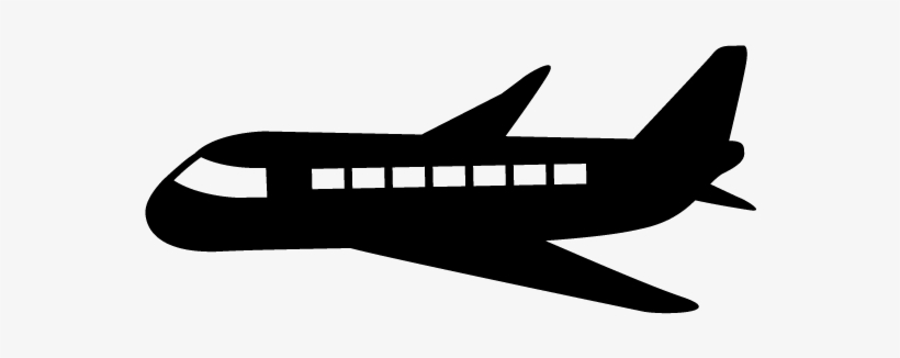 Fly In The Sky 飛行機 イラスト 無料 シルエット Png Image Transparent Png Free Download On Seekpng