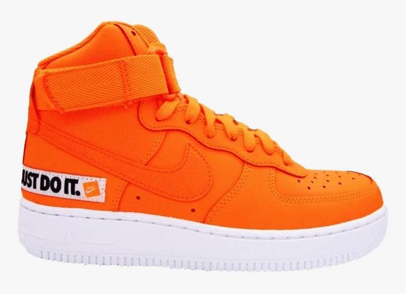 Nike Wmns Air Force 1 High 'just Do It' Nike Wmns Air