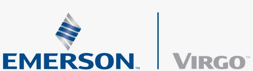 Emerson Virgo™ Isolation Valves - Emerson Fisher Logo PNG Image