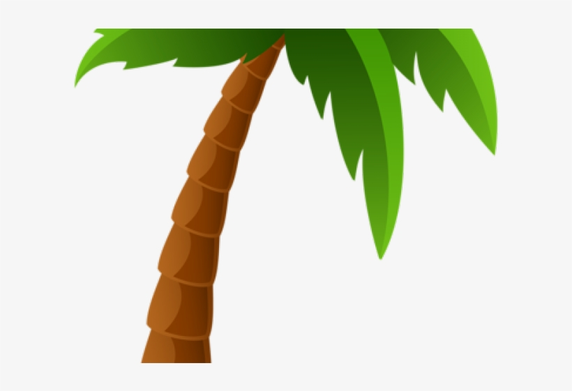 Palm Tree Clipart Emoji - Palm Trees Clipart Png PNG Image