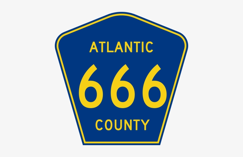 Atlantic County - Numero 606 PNG Image | Transparent PNG Free