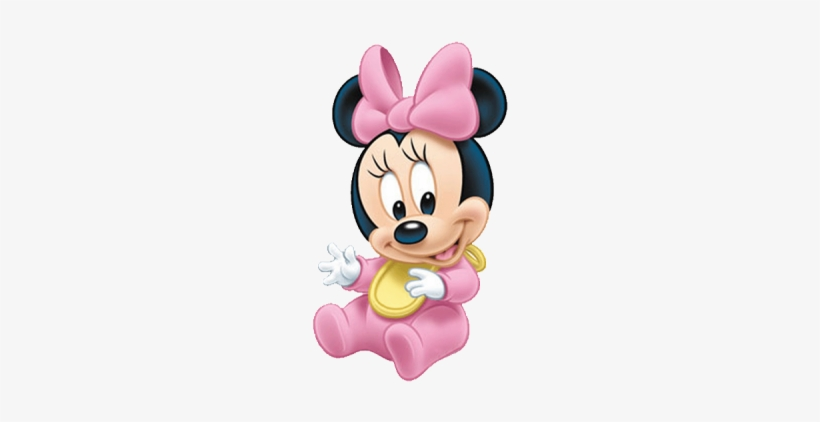 Baby Transparent Pictures Transparentpng Minnie Mouse Baby Png