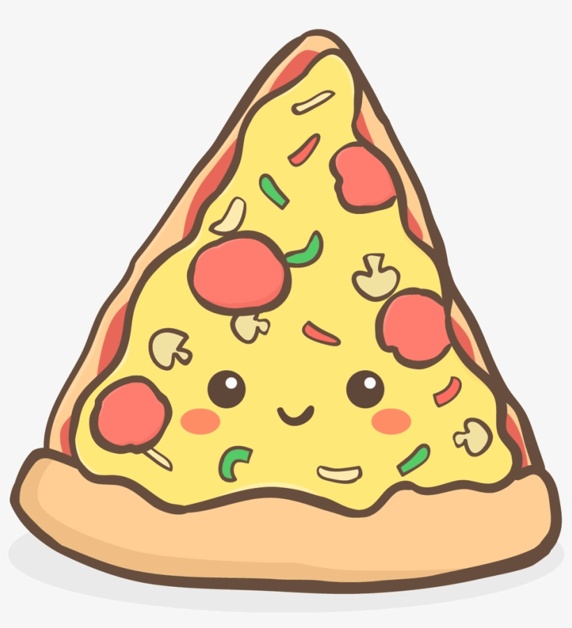 Free Download Cute Pizza Clipart Pizza Junk Food Fast Food Cartoon Png Image Transparent Png Free Download On Seekpng