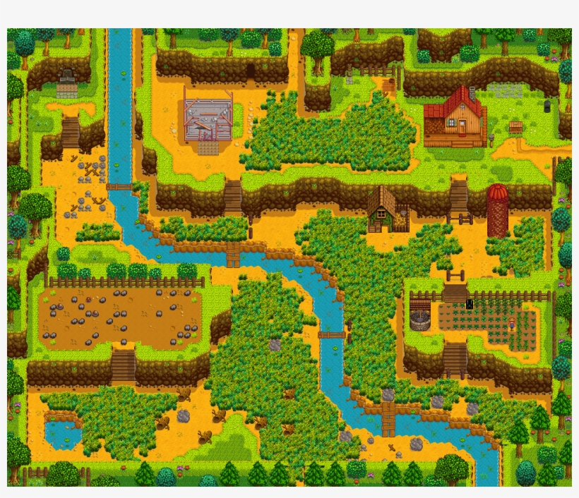 Hill Top Farm Stardew Valley Png Image Transparent Png Free Download On Seekpng