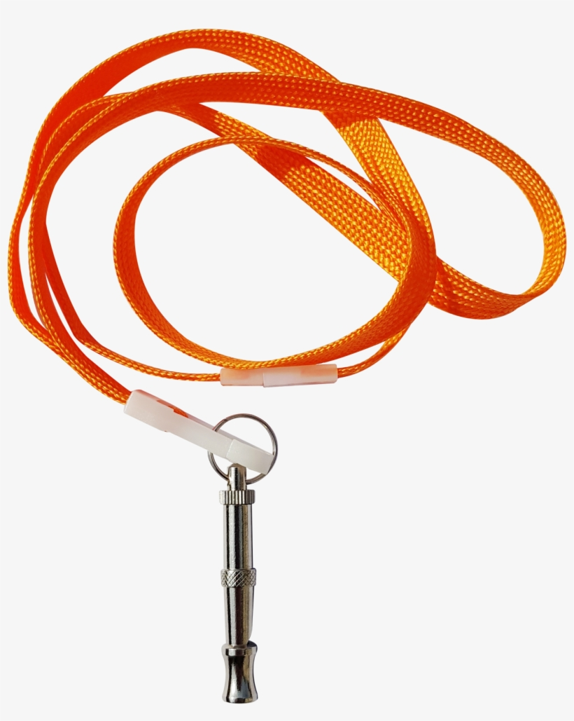 Dog Whistle For Recall With Free Lanyard And Whistle