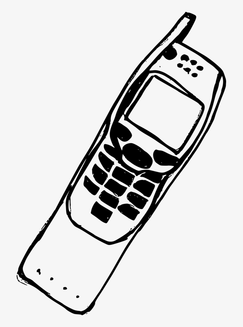 пять картинки на которых нарисованы телефоны этой