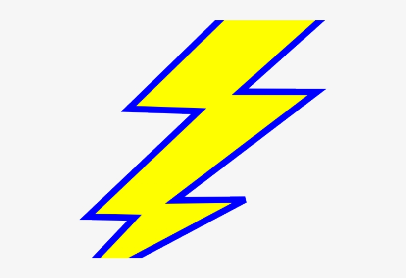 Lightning Clipart Yellow - Lighting Bolt Logo Flash PNG Image