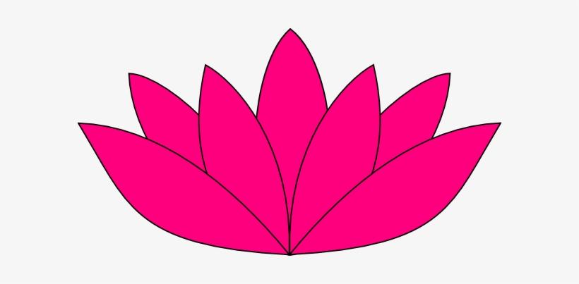 Cartoon Lotus Flower Png Image Transparent Png Free Download On