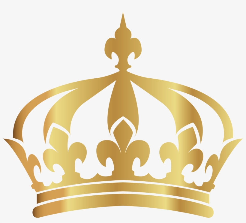 Gold Crown Vector Png Png Image Transparent Png Free Download On Seekpng