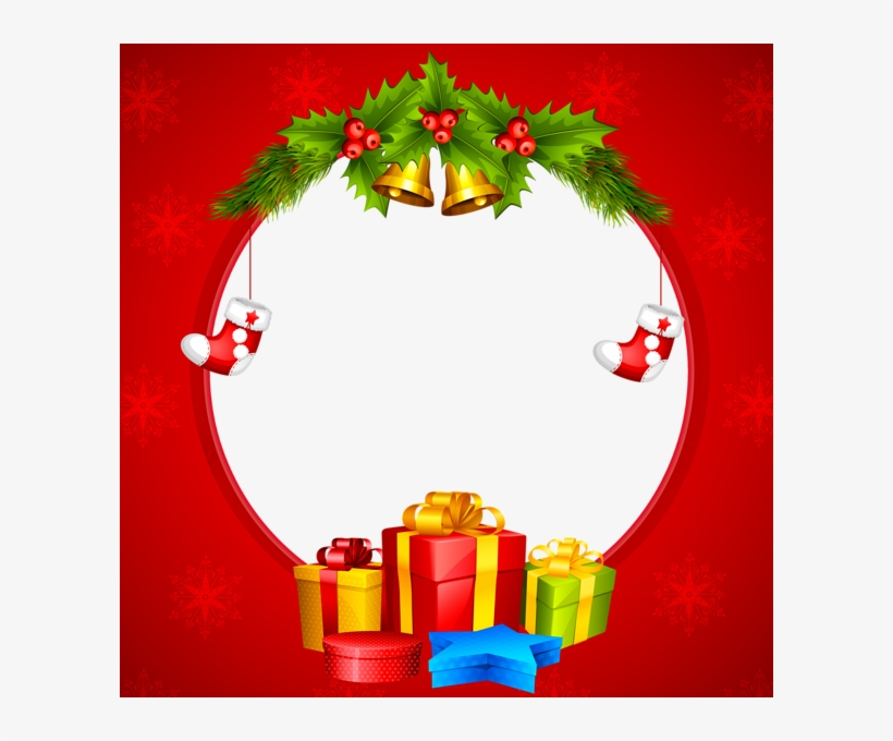 Free Christmas Clipart Borders Christmas Transparent Picture Frame Png Image Transparent Png Free Download On Seekpng