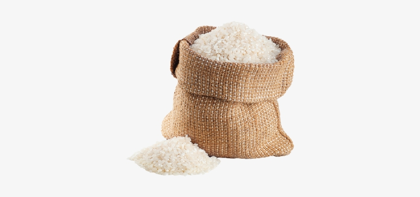 Bag Of Rice Png@seekpng.com