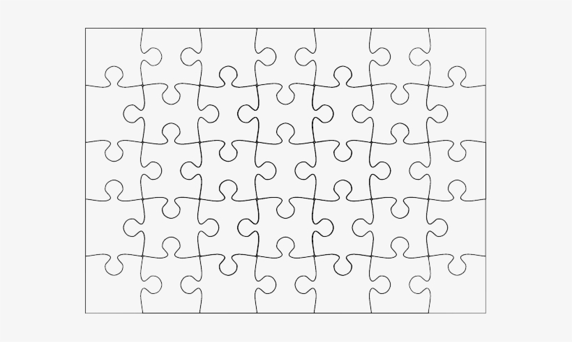 Overlay Transparent Puzzle Jigsaw Puzzle Png Image Transparent