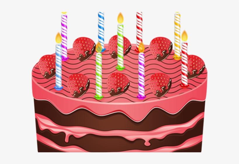 Birthday Cake Clipart Anniversary