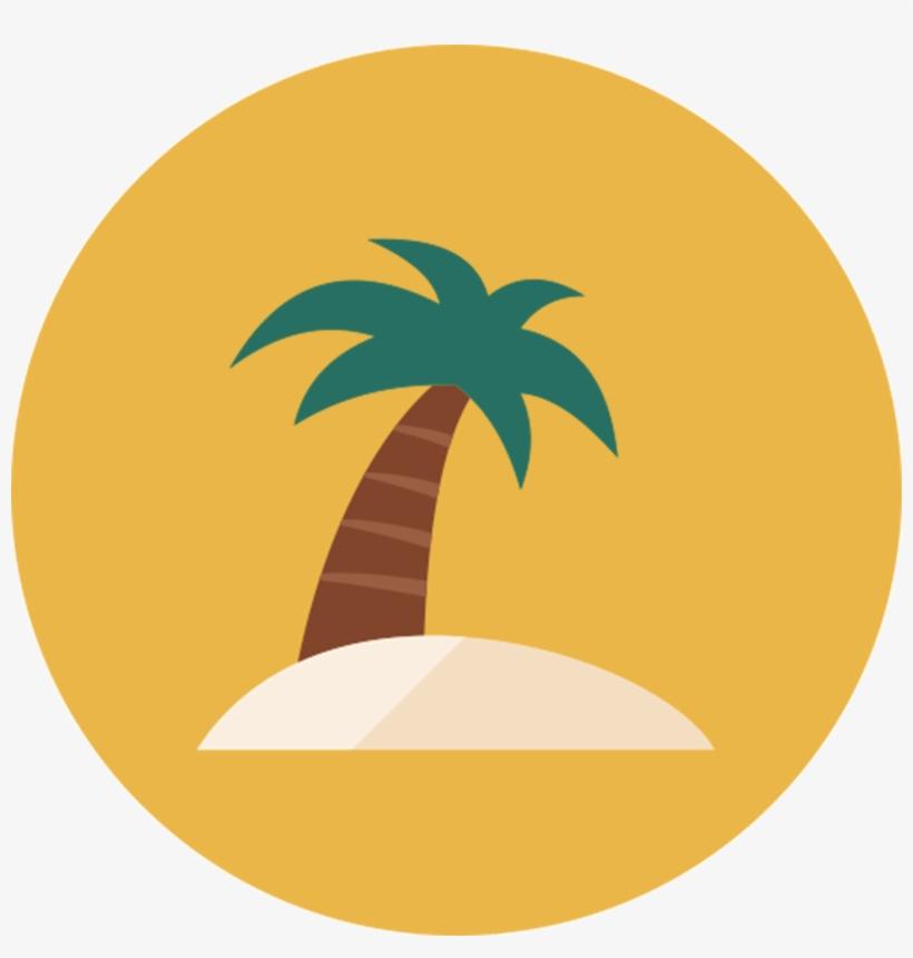 Beach Icons Transparent - Beach Icon Png@seekpng.com