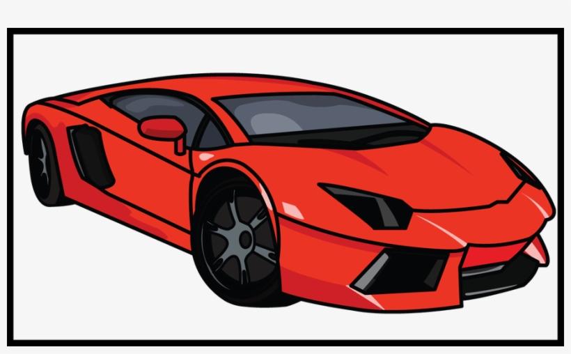 Lamborghini Aventador Clipart Fast Car Lamborghini Car