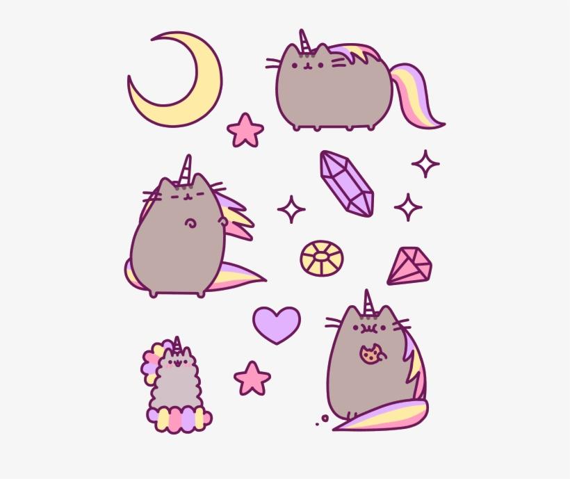 Pusheen Unicorn Pusheen Cat Cute Cats Imagination Unicorn Stormy Pusheen Png Image Transparent Png Free Download On Seekpng