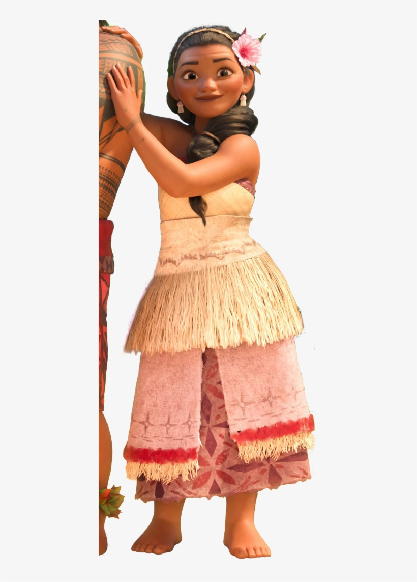Sina Waialiki Is A Supporting Character In The 2016 - Moana Parents