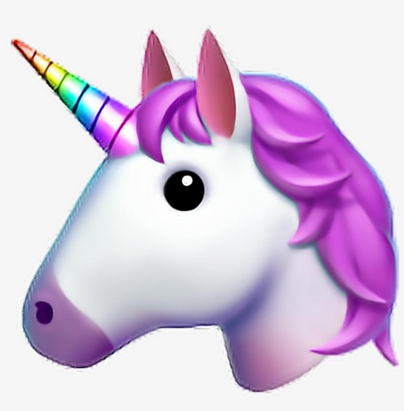 New Whatsapp Ios Sticker By Trixie Tumblr Ⓒ - Unicorn Emoji