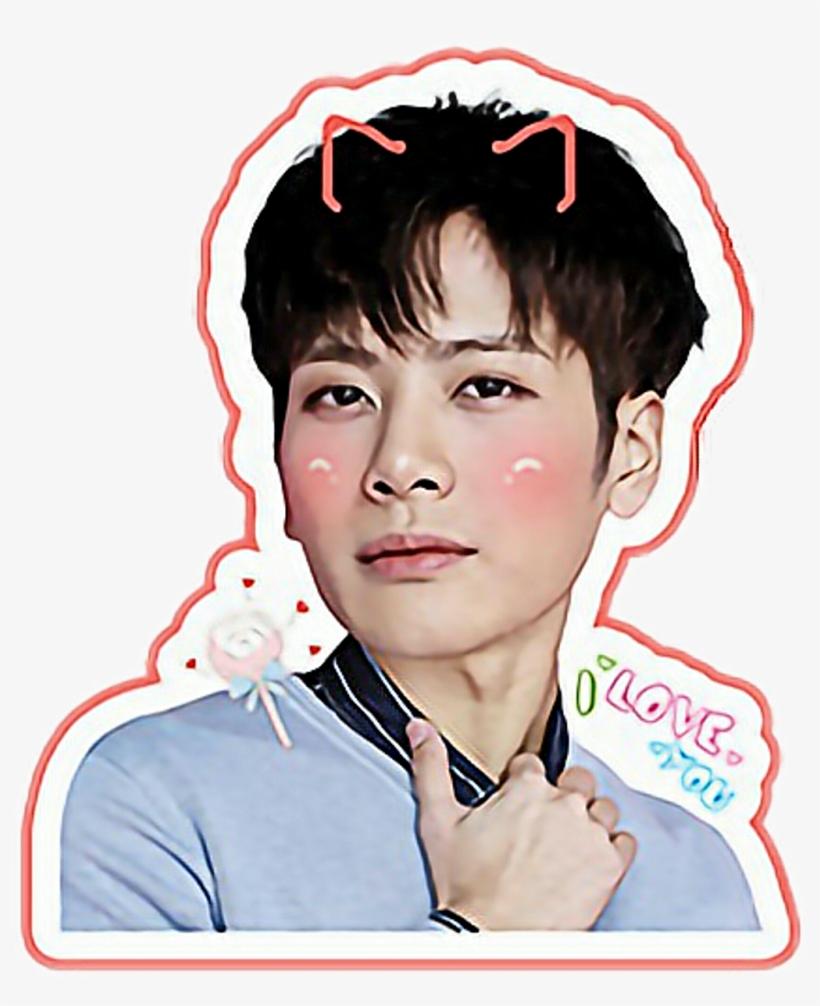 Kpop Got7 Jackson Jypfreetoedit Boy Png Image Transparent Png Free Download On Seekpng