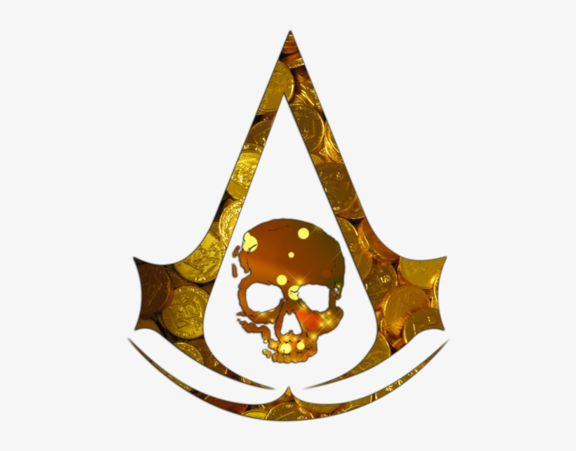 Golden Png And Ubisoft Image Assassin S Creed Logo Png Png