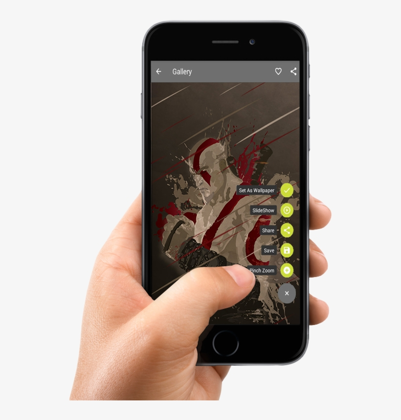 God War Wallpaper For Android - God Of War 3 PNG Image
